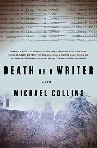 9781596913066: Death of a Writer: A Novel