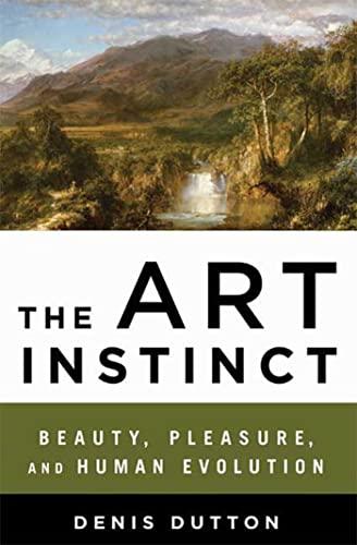 9781596914018: The Art Instinct: Beauty, Pleasure, and Human Evolution
