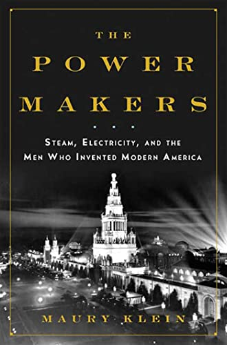 THE POWER MAKERS: MAURY KLEIN