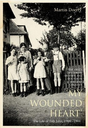 9781596917705: My Wounded Heart: Life of Lilli Jahn