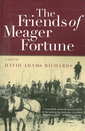 9781596922693: The Friends of Meager Fortune
