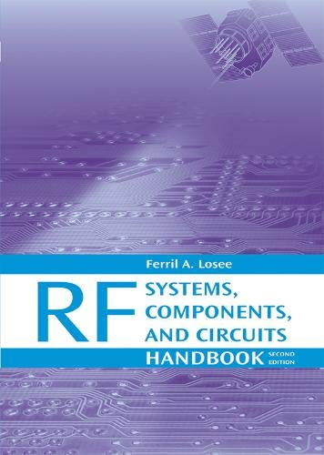 9781596930100: RF Systems, Components, and Circuits Handbook, Second Edition