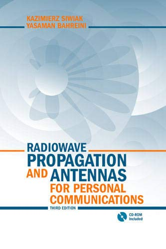 9781596930735: Radiowave Propagation and Antennas for Personal Communications (Antennas & Propagation Library)