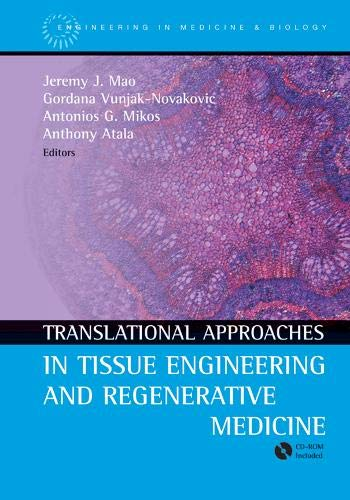 9781596931114: Translational Approaches in Tissue Engineering and Regenerative Medicine (Engineering in Medicine & Biology)