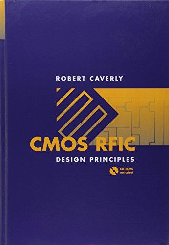 9781596931329: CMOS RFIC Design Principles (Artech House Microwave Library (Hardcover))