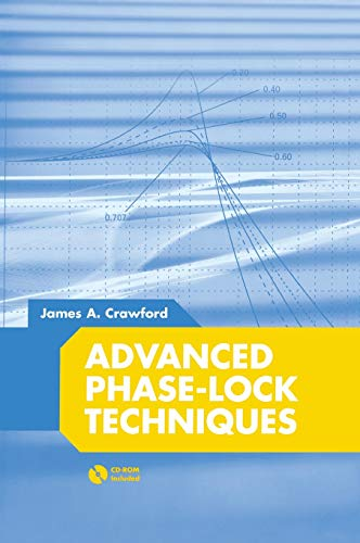 9781596931404: Advanced Phase-Lock Techniques [With CDROM] (Artech House Microwave Library)