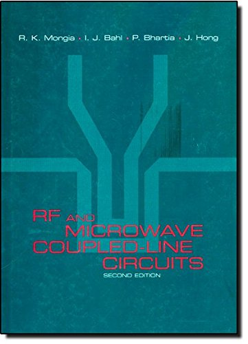 9781596931565: RF and Microwave Coupled-Line Circuits