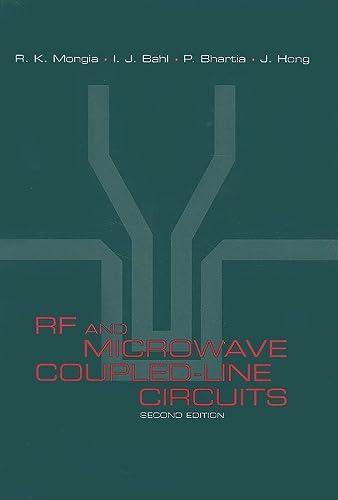 9781596931565: RF and Microwave Coupled-Line Circuits