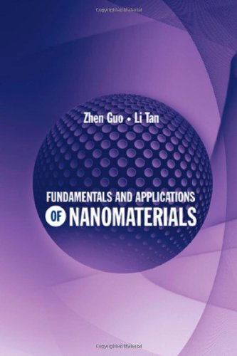 9781596932623: Fundamentals and Applications of Nanomaterials (Artech House) (Nanoscale Science and Engineering)