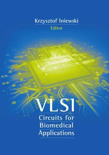 9781596933170: VLSI Circuits for Biomedical Applications