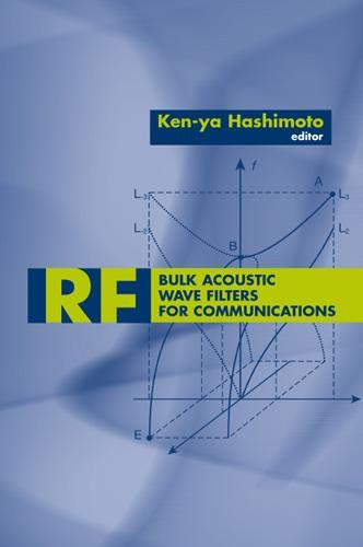 9781596933217: RF Bulk Acoustic Wave Filters for Communications (Artech House Microwave Library (Hardcover))