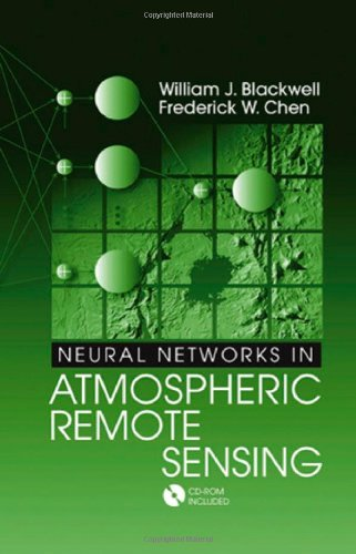 9781596933729: Neural Networks in Atmospheric Remote Sensing (Artech House Remote Sensing Library)