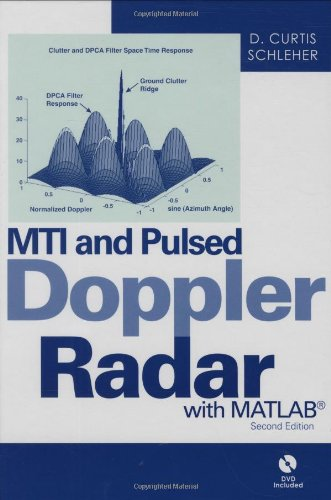 9781596934146: MTI and Pulsed Doppler Radar With MATLAB (Artech House Remote Sensing Library)
