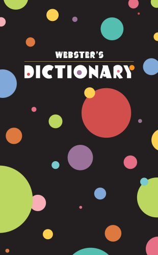9781596950276: Webster's Dictionary (circles)