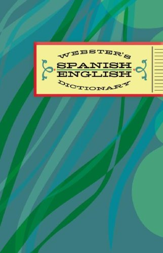 Webster's Spanish-English Dictionary (undersea) (Spanish Edition) (1596950404) by Merriam-Webster