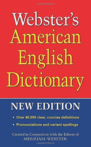 9781596951143: Webster's American English Dictionary