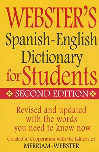 9781596951662: Web Spanish-English Dict for S