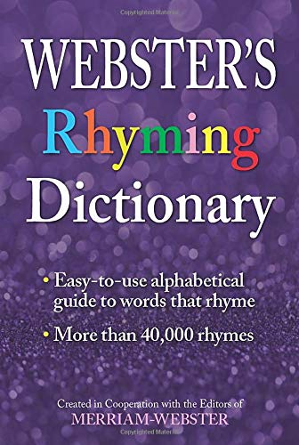 9781596951747: Webster's Rhyming Dictionary