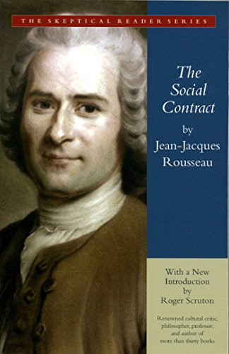 9781596980822: The Social Contract: Or Principles of Political Right (Skeptical Reader)