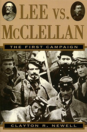 9781596981607: Lee vs. McClellan: The First Campaign