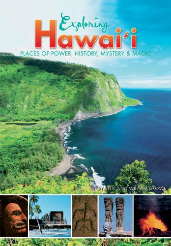 9781597005906: Exploring Hawaii: Places of Power, History, Mystery, and Magic