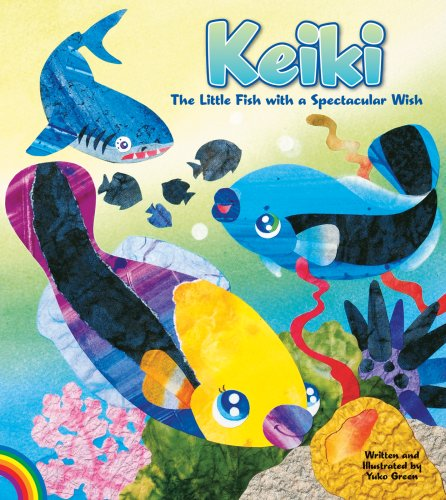 9781597006033: Keiki: The Little Fish With a Spectacular Wish