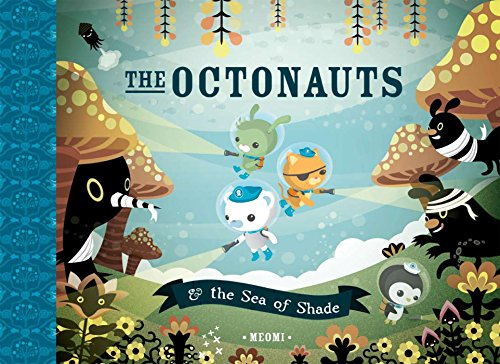 9781597020107: The Octonauts and the Sea of Shade
