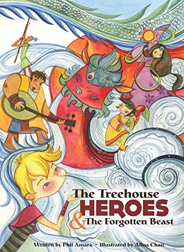 9781597020343: The Treehouse Heroes & the Forgotten Beast