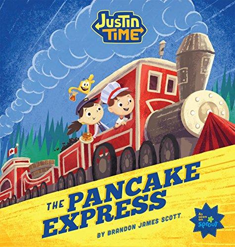 9781597020350: The Pancake Express