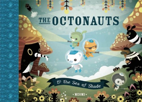 9781597020824: The Octonauts and the Sea of Shade