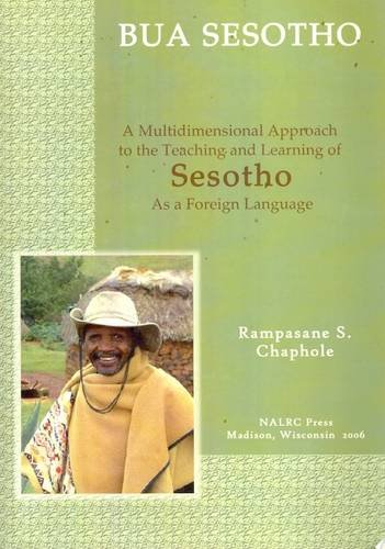9781597030045: Bua Sesotho (LET'S SPEAK AFRICAN LANGUAGE SERIES) (Afro Asiatic Languages Edition)