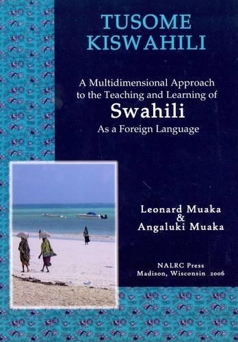 9781597030106: Tusome Kiswahili / Let's Read Swahili: Intermediate Level (English and Swahili Edition)