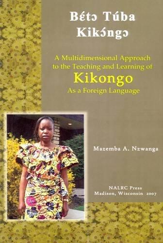 9781597030151: Beto Tuba Kikongo / Let's Speak Kikongo (English and Multilingual Edition)