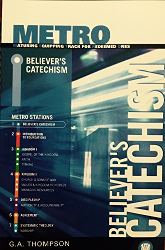 9781597040013: Metro (Metro Stations Series) No.1 - Believer's Catechism