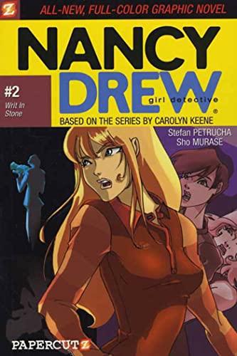 9781597070027: Writ in Stone (Nancy Drew Graphic Novels: Girl Detective #2)