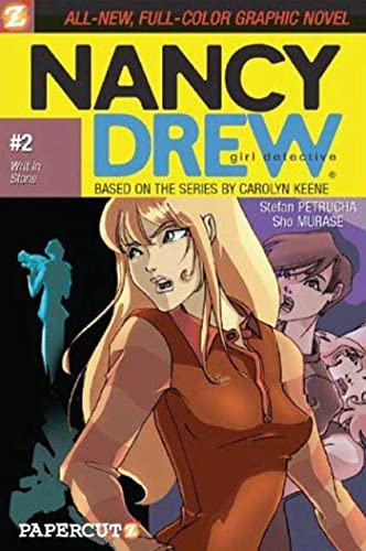 9781597070065: Writ in Stone (Nancy Drew Graphic Novels: Girl Detective #2)