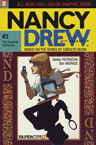 9781597070089: The Haunted Dollhouse (Nancy Drew Graphic Novels: Girl Detective #3)
