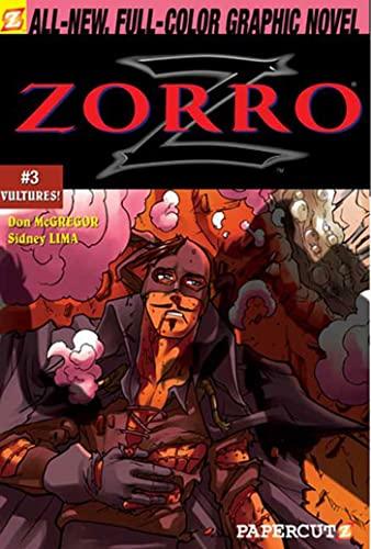 9781597070218: Vultures! (Zorro)