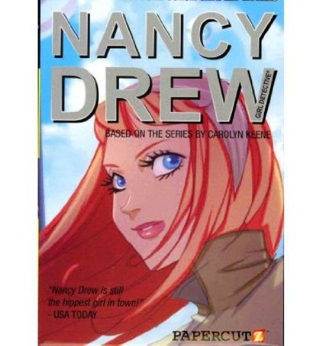 The Fake Heir/Mr Cheeter is Missing/The Charmed Bracelet/Global Warning (Nancy Drew ...