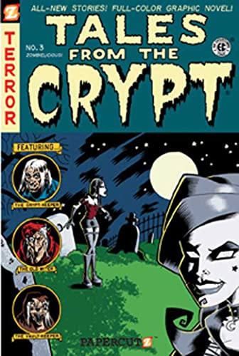 Tales from the Crypt #3: Zombielicious (Tales: Mort Todd; Marc