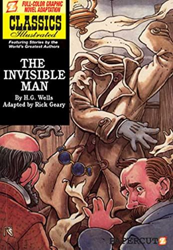 Classics Illustrated #2: The Invisible Man (Classics Illustrated Graphic Novels): Wells, H. G.