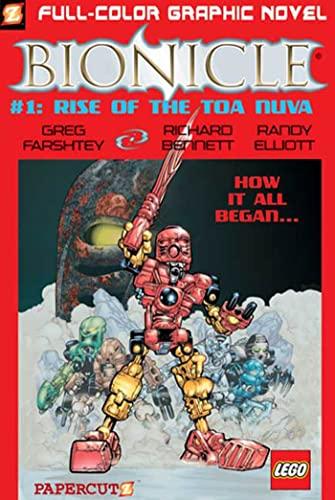 Bionicle #1: Rise of the Toa Nuva (Bionicle Graphic Novels): Greg Farshtey