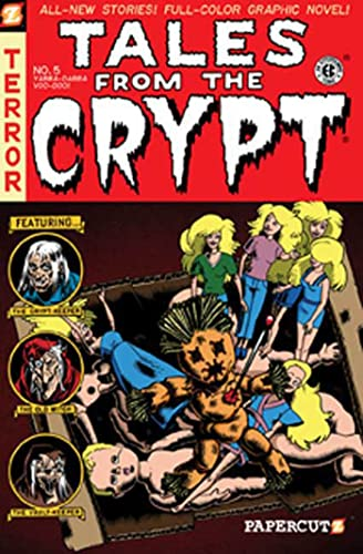 9781597071178: Tales from the Crypt #5: Yabba Dabba Voodoo (Tales from the Crypt Graphic Novels)