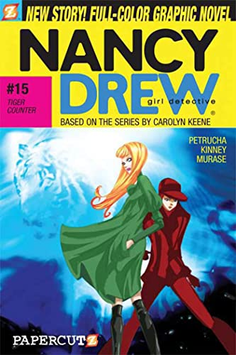 9781597071192: Nancy Drew #15: Tiger Counter (Nancy Drew Graphic Novels: Girl Detective)
