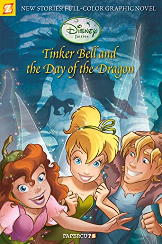 9781597071291: Disney Fairies Graphic Novel #3: Tinker Bell and the Day of the Dragon