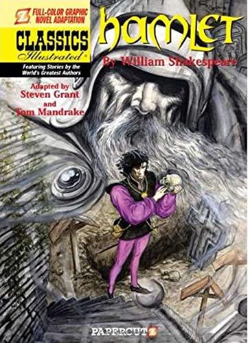Classics Illustrated #5: Hamlet (Classics Illustrated Graphic Novels): Shakespeare, William