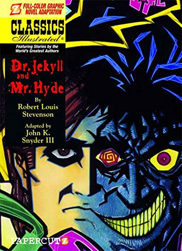 9781597071710: Classics Illustrated #7: Dr. Jekyll and Mr. Hyde (Classics Illustrated Graphic Novels)