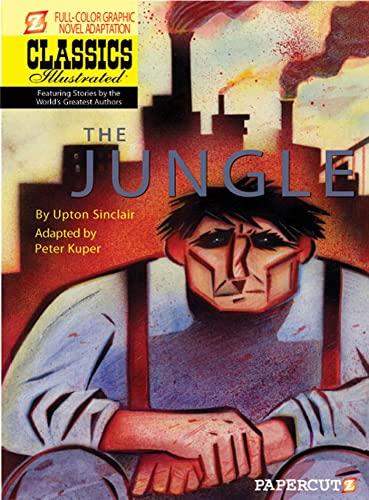 9781597071925: Classics Illustrated #9: The Jungle (Classics Illustrated Graphic Novels)