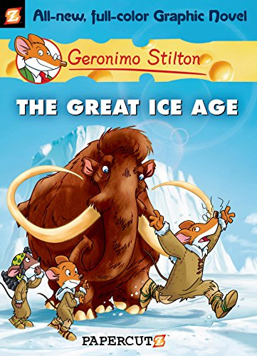 9781597072014: The Great Ice Age (Graphic)