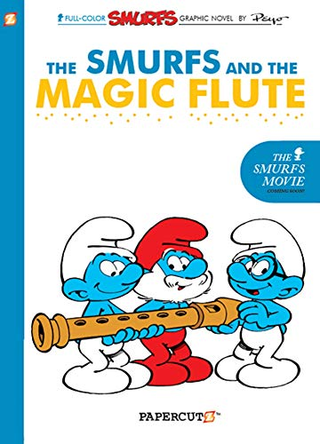 9781597072083: Smurfs #2: The Smurfs and the Magic Flute, The (The Smurfs Graphic Novels)